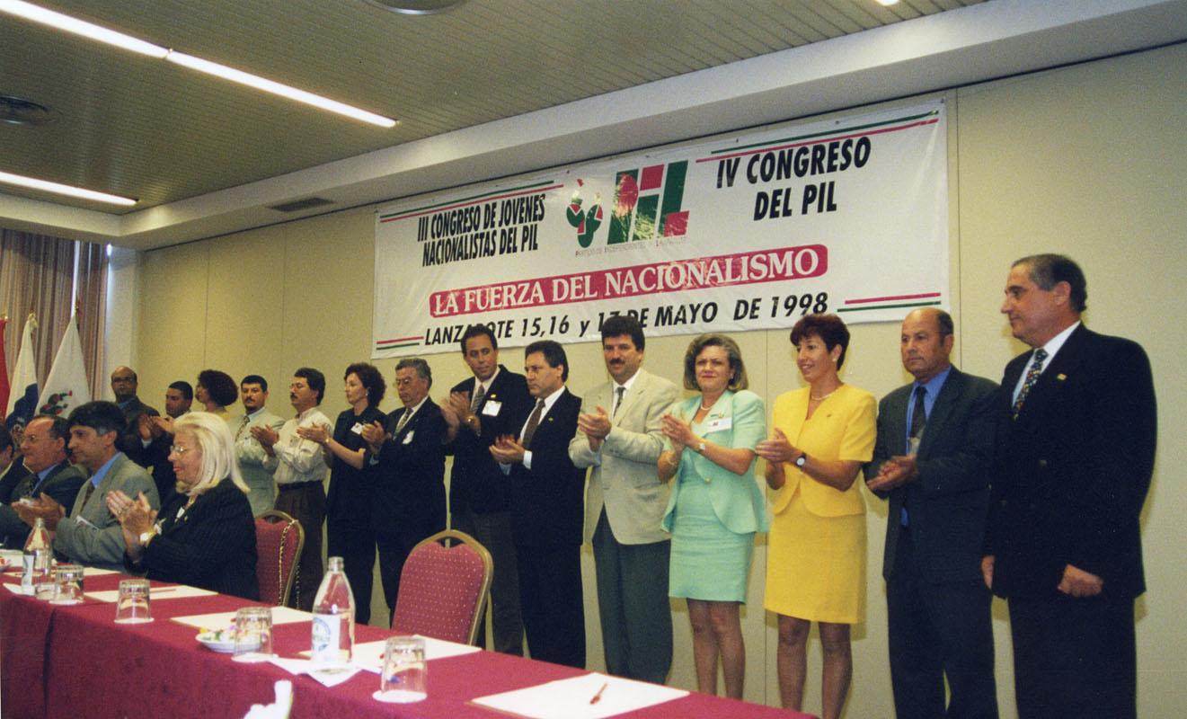 Congreso del PIL III
