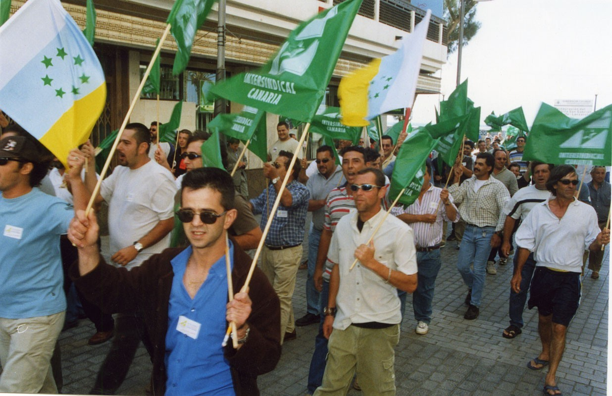 Huelga General de 2002 III