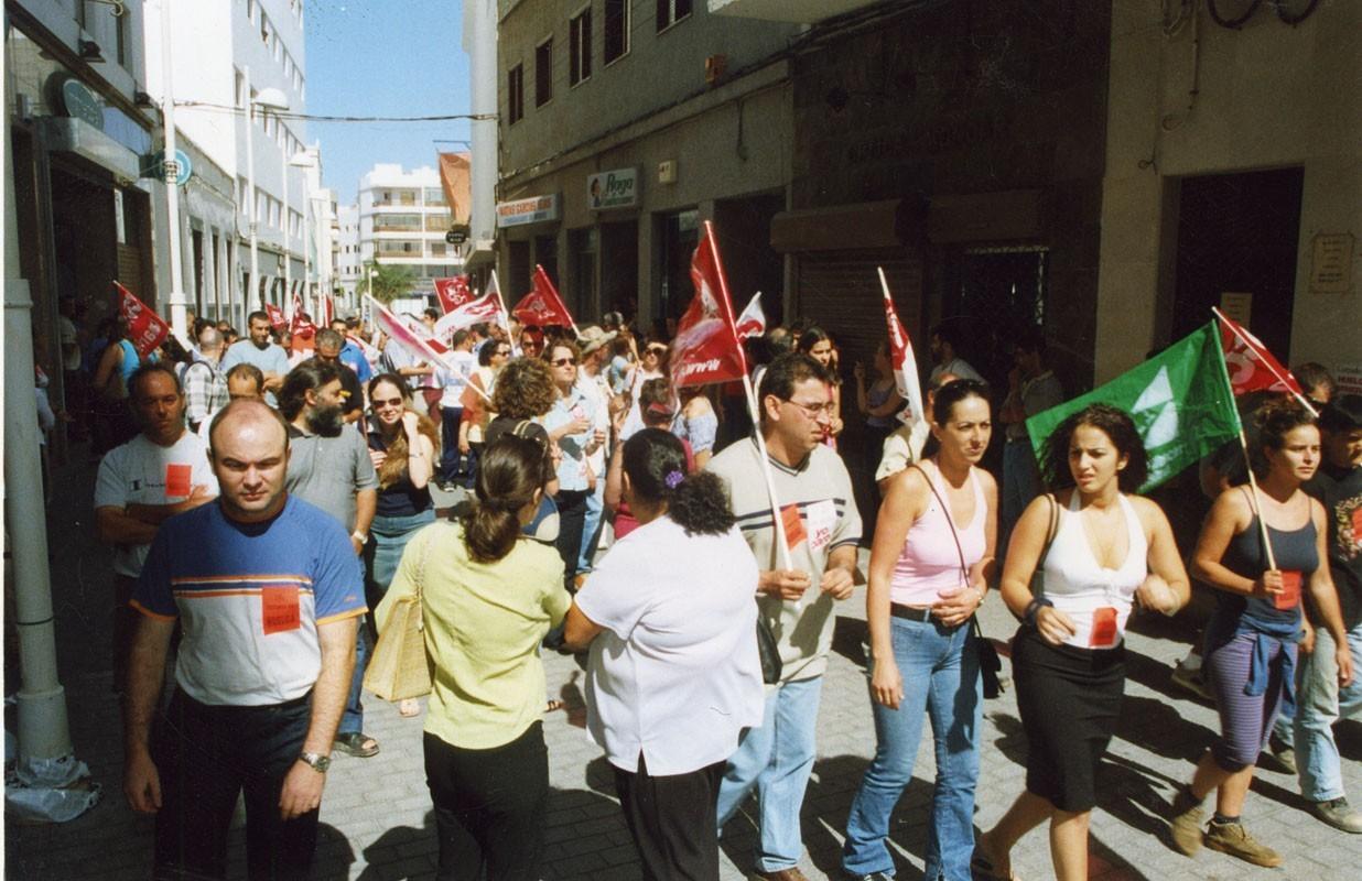 Huelga General de 2002 V