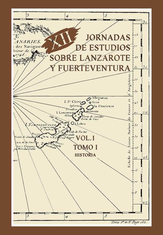 Singularidades de Lanzarote y de Fuerteventura dentro del archipiélago canario según George Glas