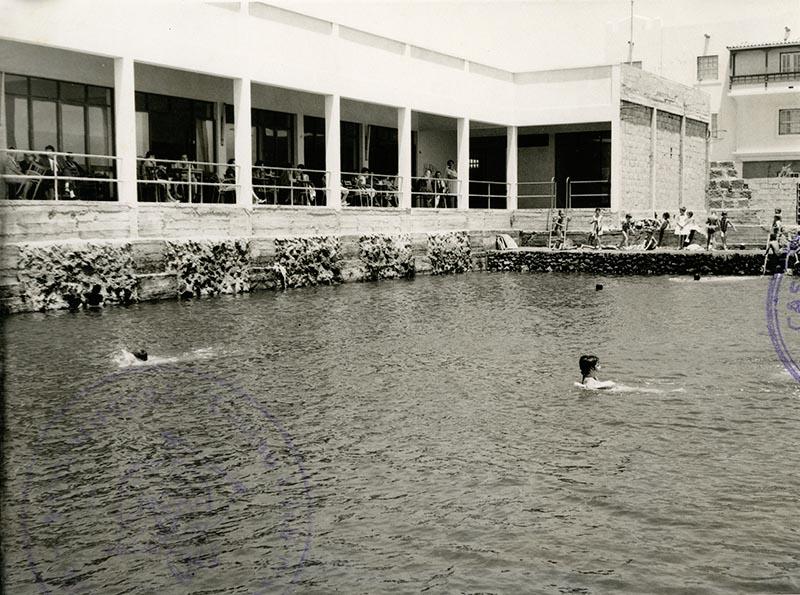 Inauguración de la piscina del Casino Club Náutico I