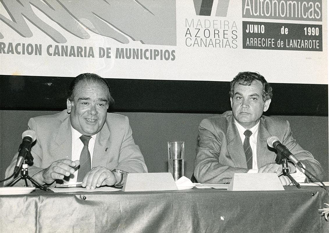 Jornadas Autonómicas Azores-Madeira-Canarias IV