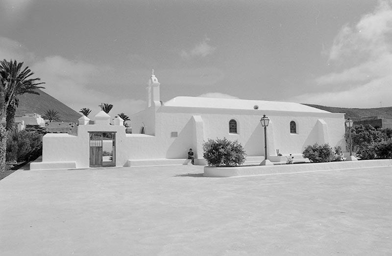 Iglesia de Máguez