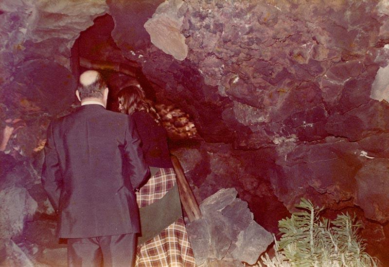Visita a La Cueva de los Verdes