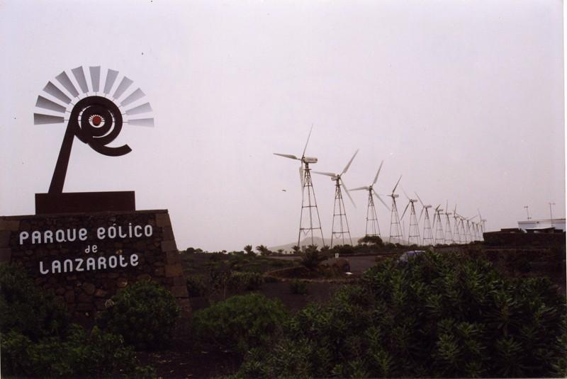 Parque eólico de Lanzarote
