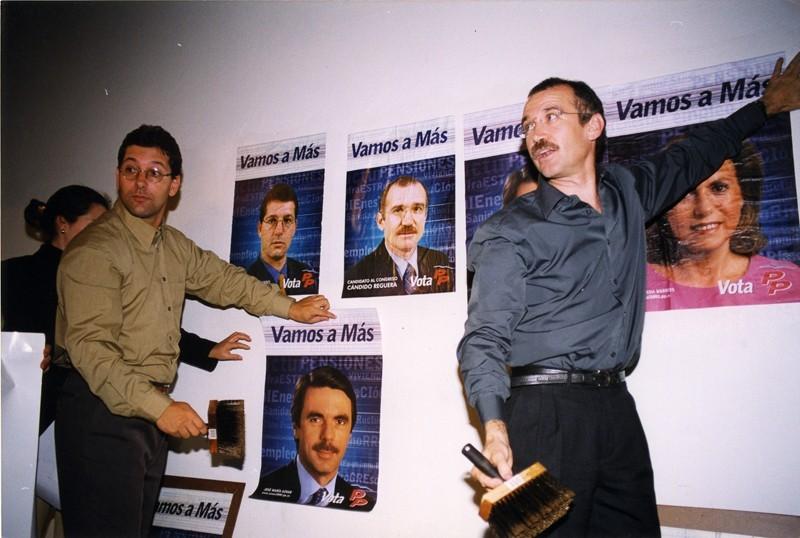 Candidatos del PP del año 2000