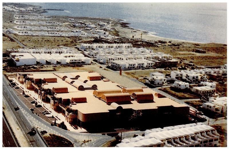 Fotografía aérea de Playa Honda I