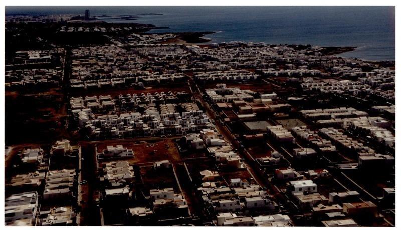 Fotografía aérea de Playa Honda II