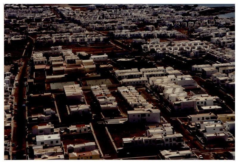 Fotografía aérea de Playa Honda III