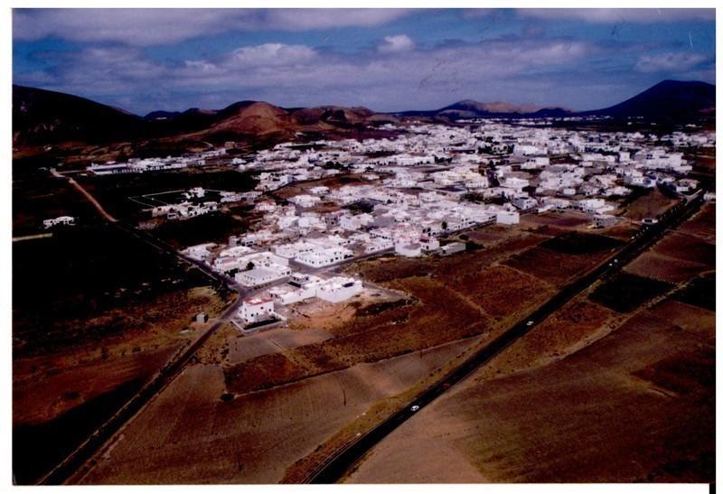 Fotografía aérea de San Bartolomé II