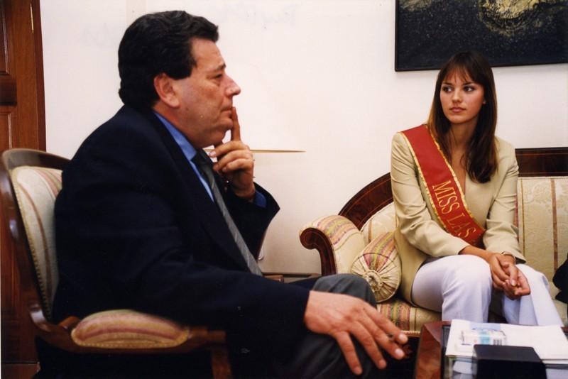 Enrique Pérez y Helen Lindes