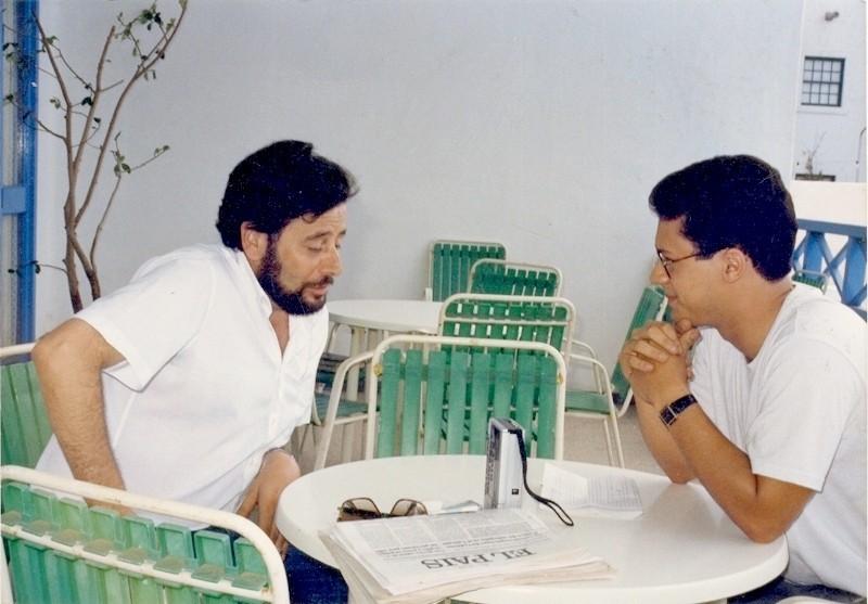 Entrevista a Enrique Pérez