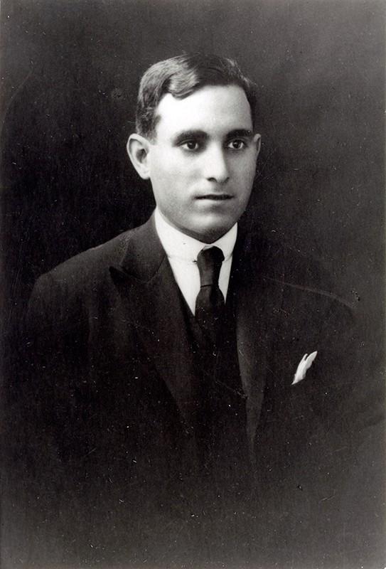 Retrato de Francisco Sáenz Infante