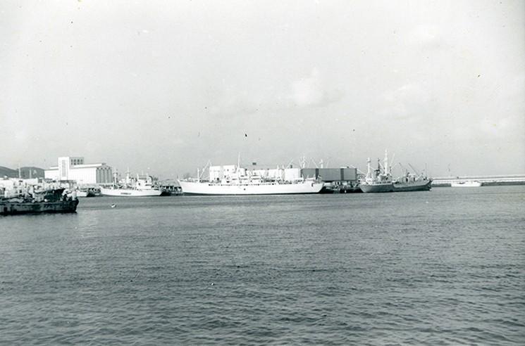 Muelles de Las Palmas