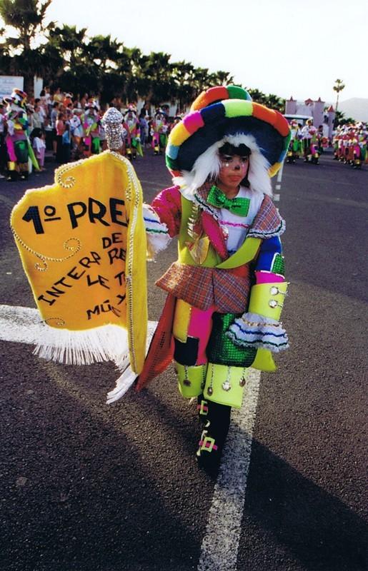 Carnaval de Playa Blanca I