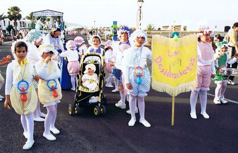 Carnaval de Playa Blanca II