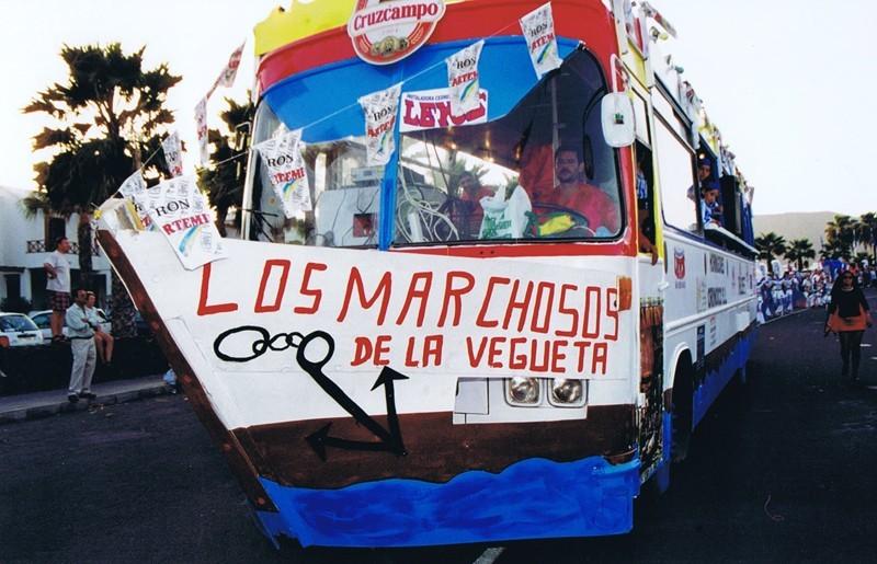 Carnaval de Playa Blanca III
