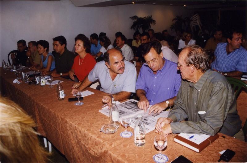 Comisión de gobierno del PP de Lanzarote I