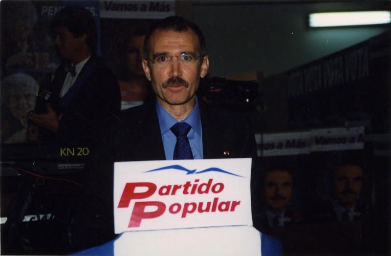 Comisión de gobierno del PP de Lanzarote II