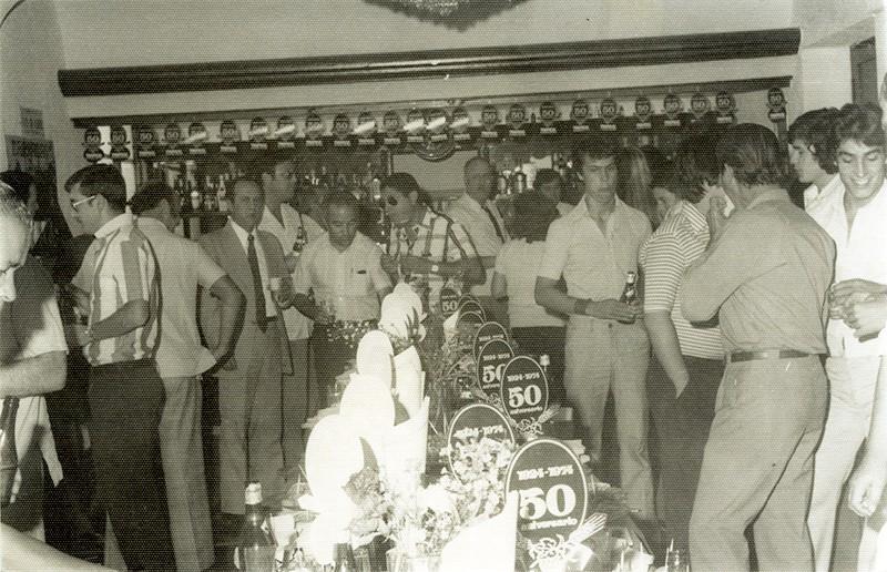 50 aniversario cerveza Tropical I