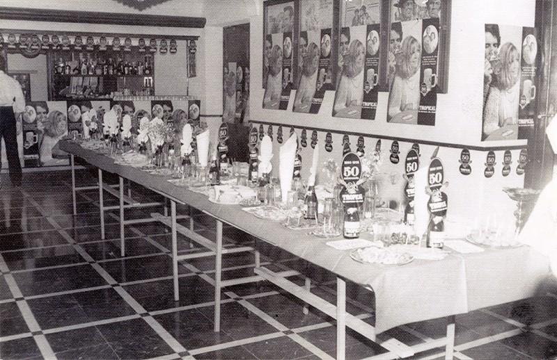 50 aniversario cerveza Tropical IV