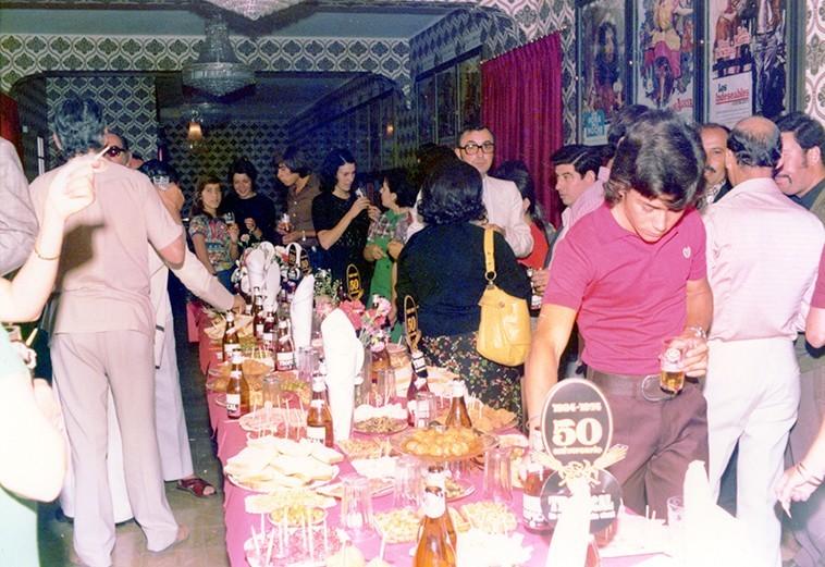 50 aniversario cerveza Tropical V