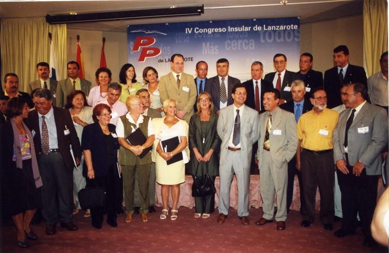 Congreso insular del PP de Lanzarote