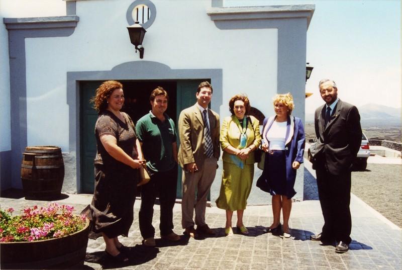 Diputados gallegos del PP en Lanzarote I