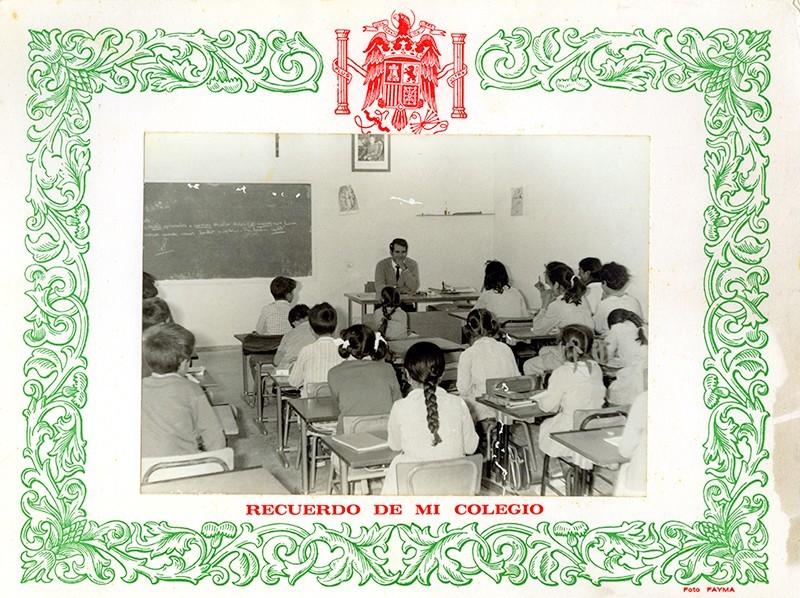 Alumnos del colegio de Tiagua II