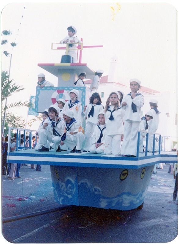 Carrozas de carnaval I