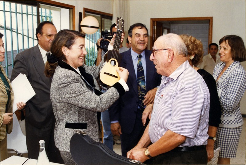 Visita de Cristina Alberdi II