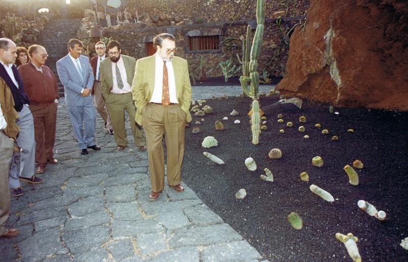 Visita de Pedro Solbes II