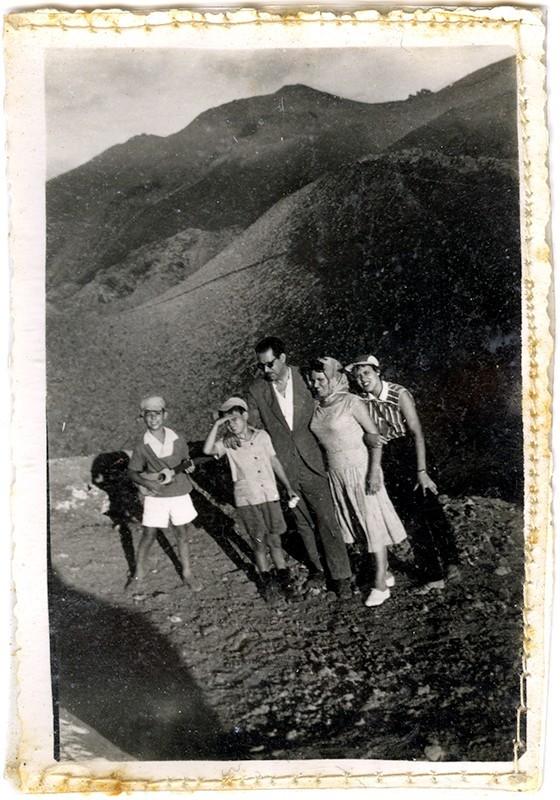 Excursión a las Montañas de Fuego