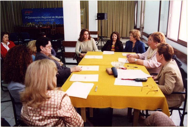 Convención de mujeres del PP I