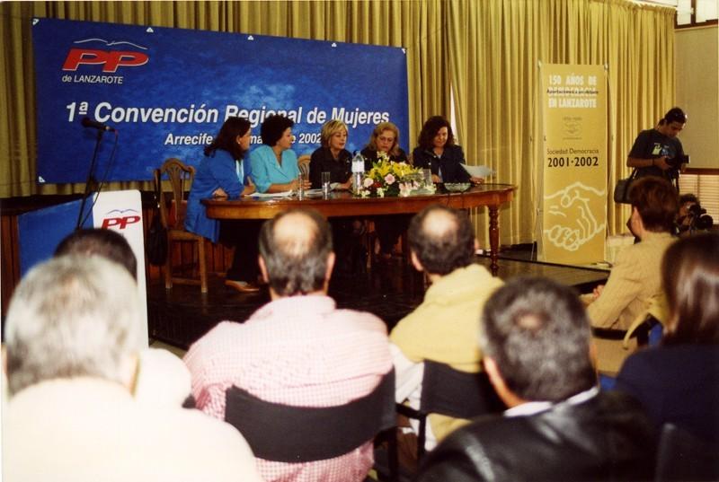 Convención de mujeres del PP II