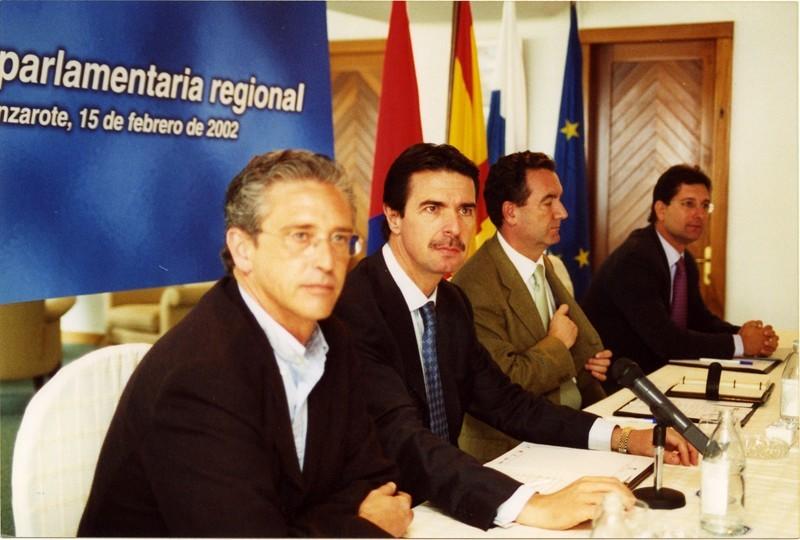 Interparlamentaria Regional del PP I