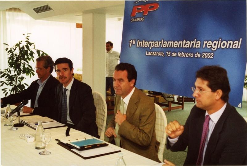 Interparlamentaria Regional del PP II