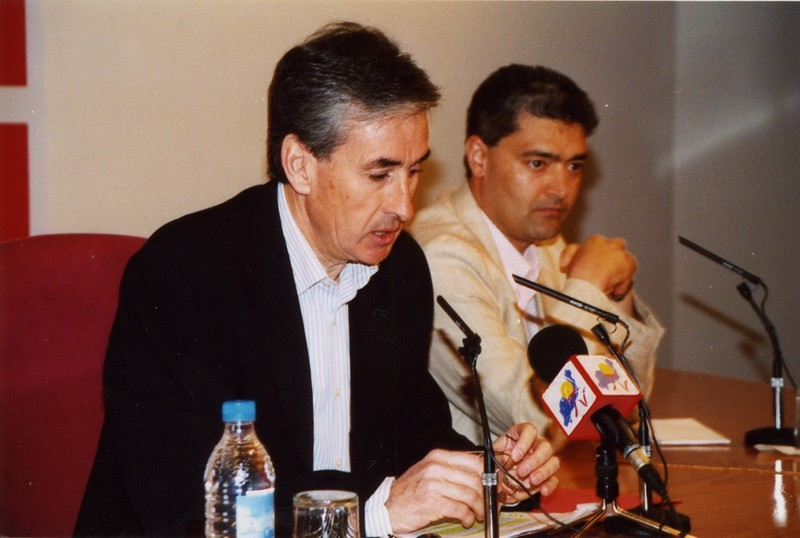 Visita de Ramón Jáuregui I