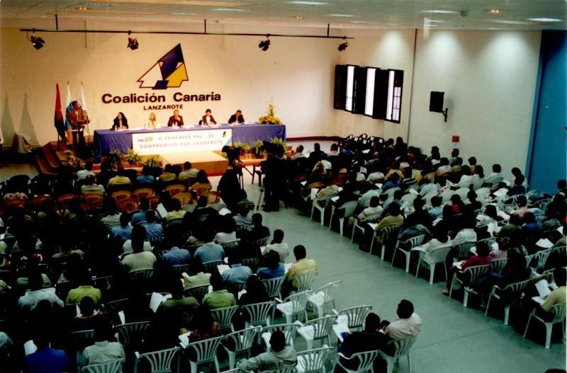 II Congreso del PNL-CC IV