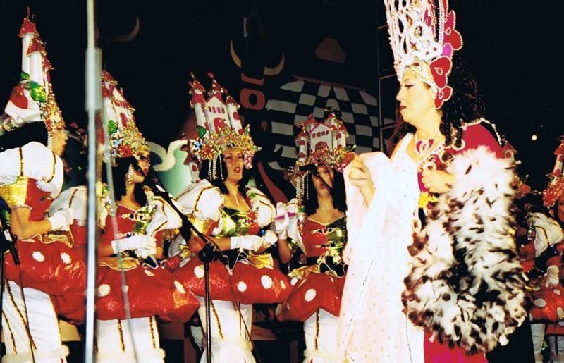 Murga 'Afilarmónica Las Revoltosas' II