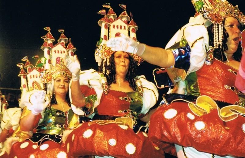 Murga 'Afilarmónica Las Revoltosas' IV