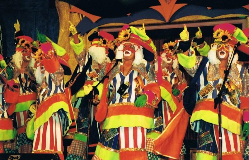 Murga 'Los Batateros' VI