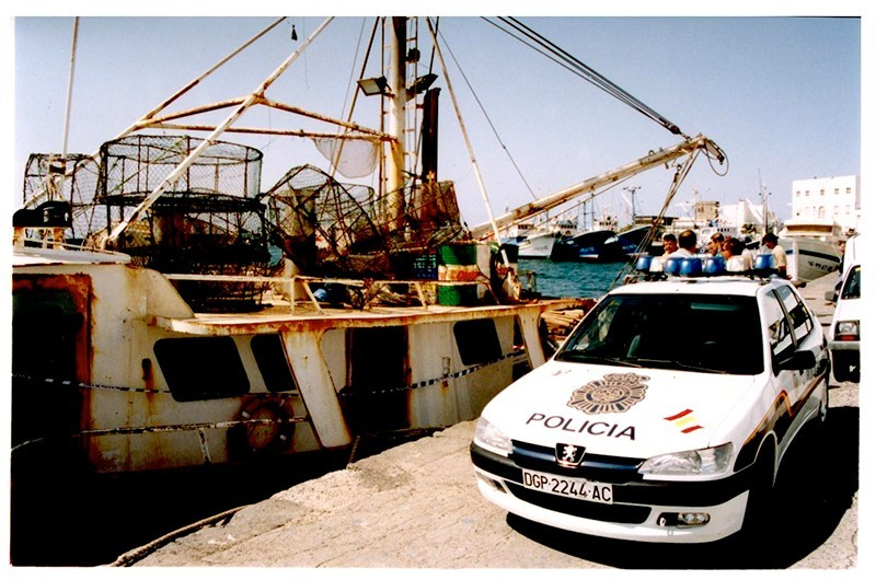 Barco negrero 'Ocean King' II