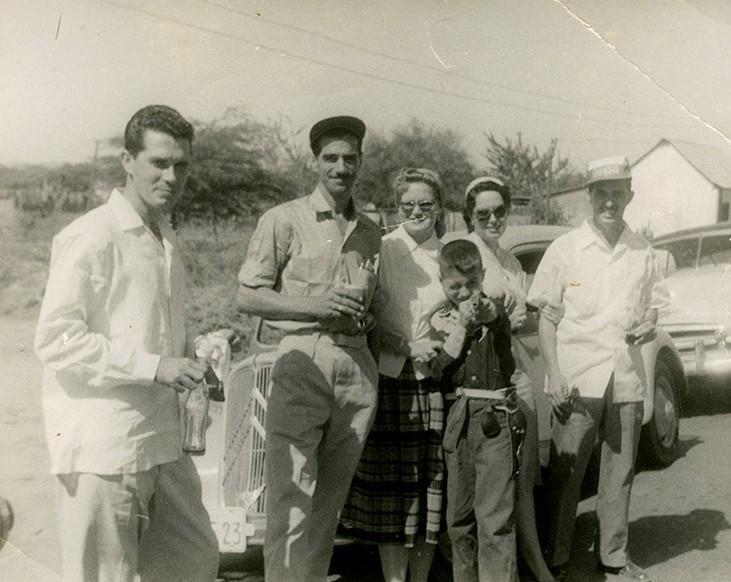 Familia Rodríguez I