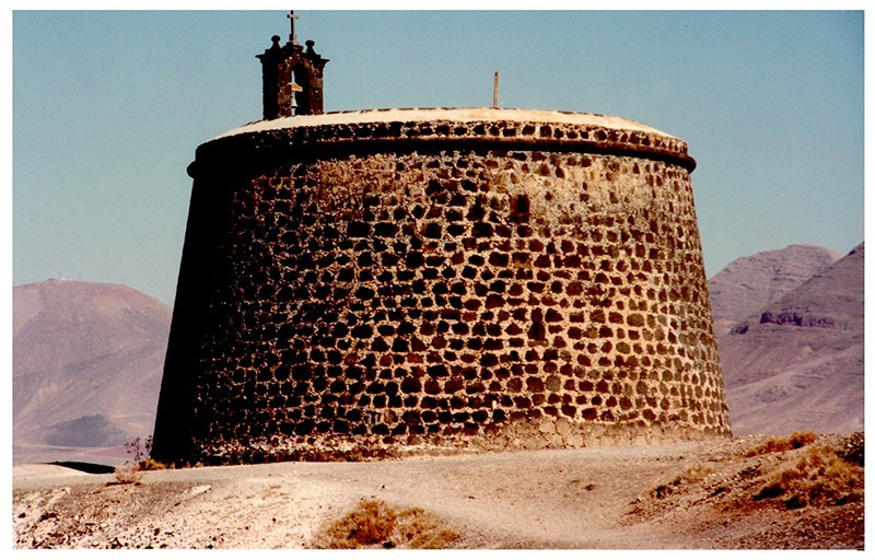 Castillo de las Coloradas III