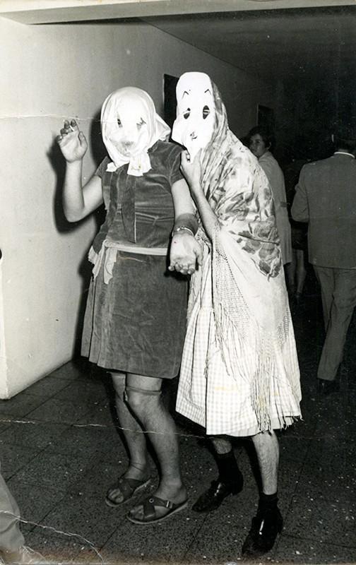 'Mascaritas' de carnaval