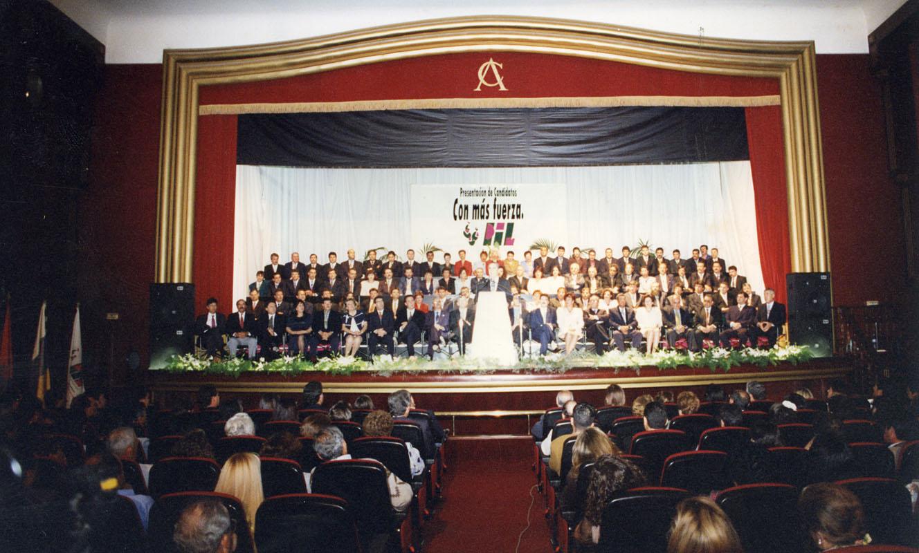 Campaña electoral del PIL en 1991 I
