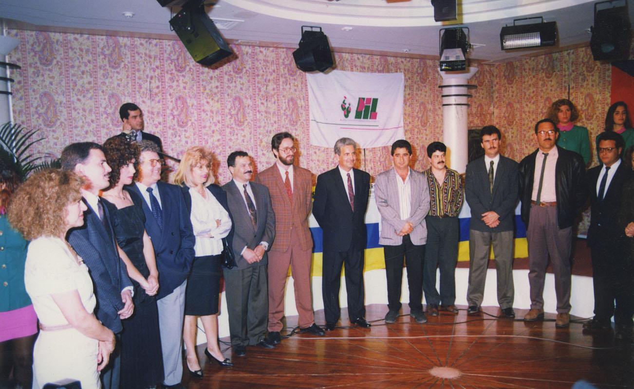 Campaña electoral del PIL en 1991 II