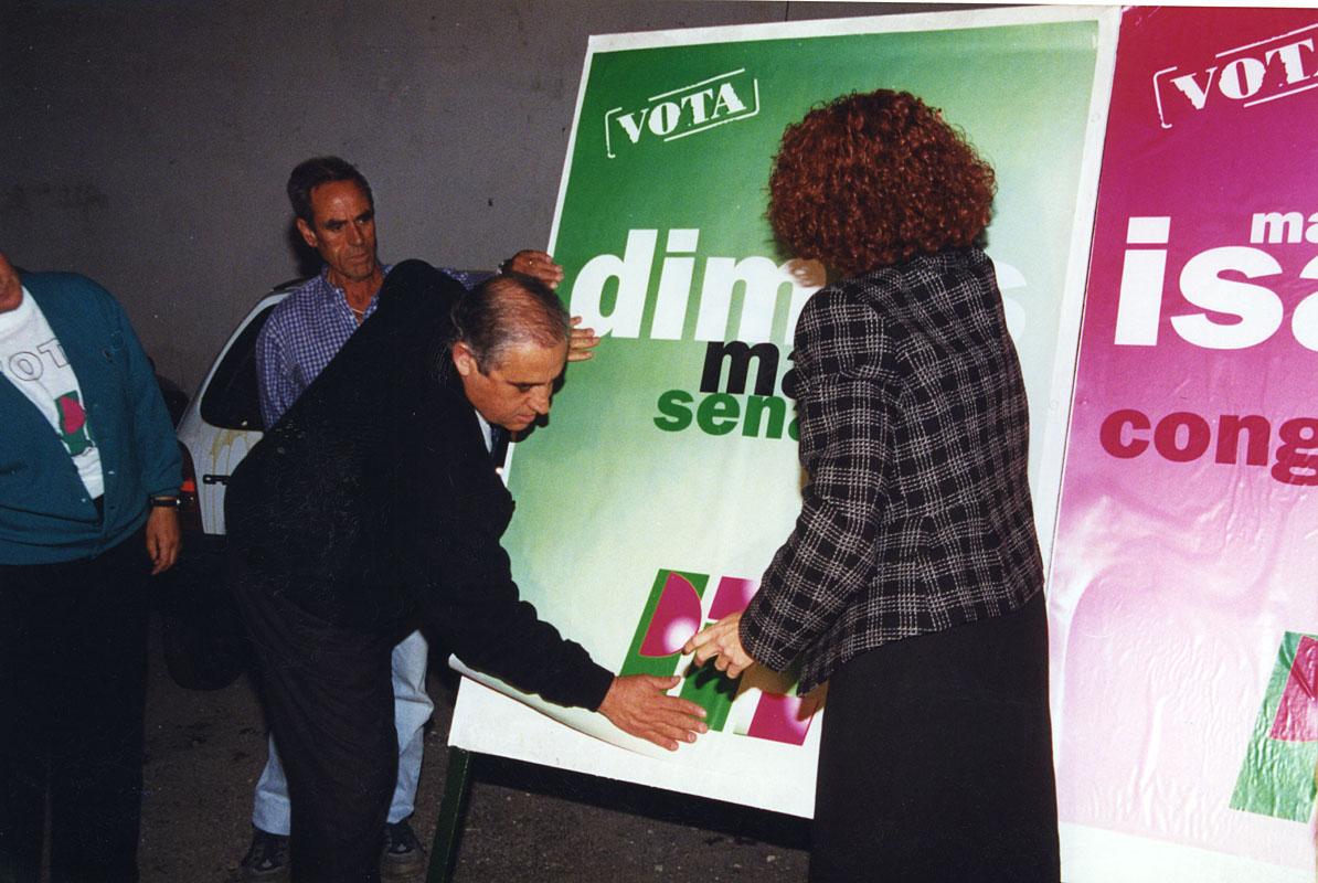 Campaña electoral del PIL en 2000 I