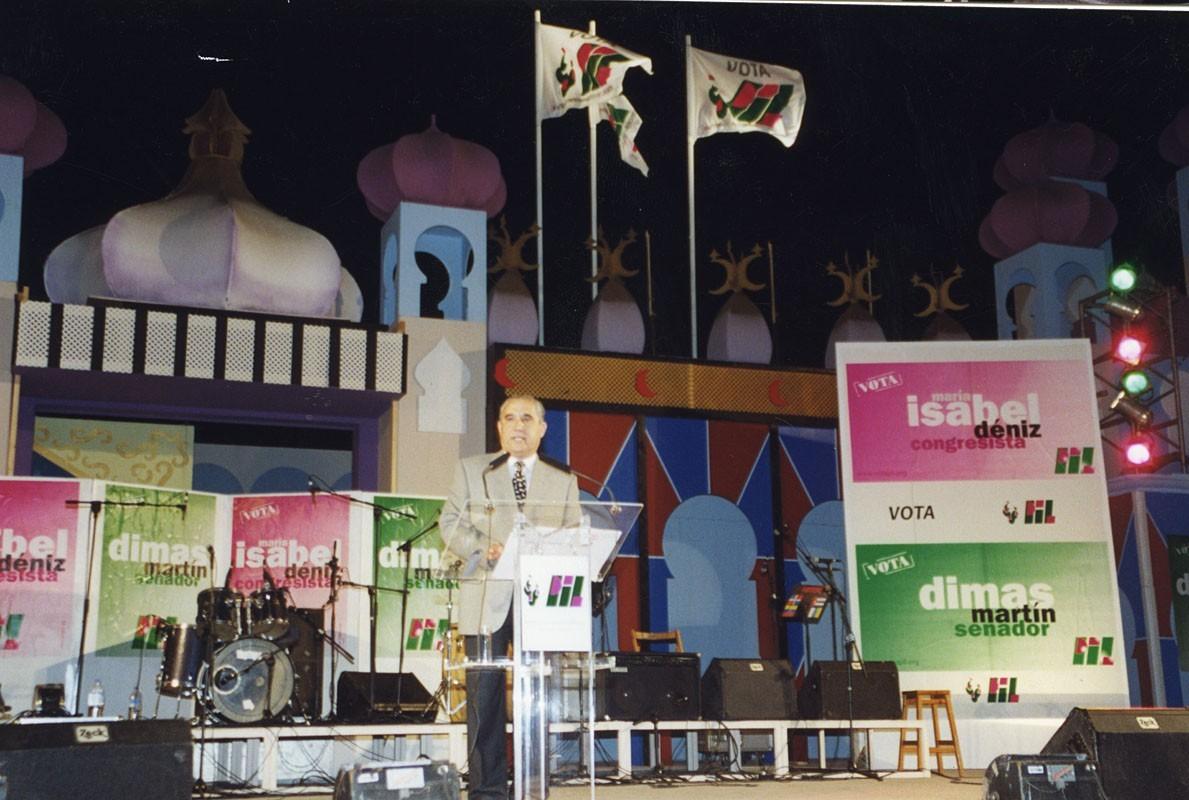 Campaña electoral del PIL en 2000 II